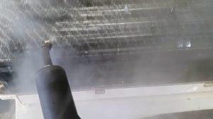 Na czym polega czyszczenia parownika klimatyzacji?