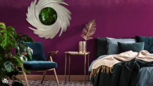 Wnętrza: jaki kolor pasuje do fioletowego? Przekonajmy się!