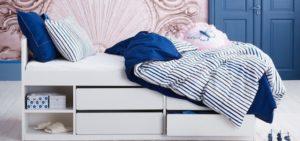 Łóżka Ikea – jak wybrać idealne do sypialni?