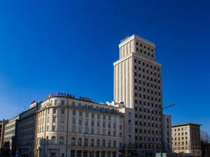 Budynek Prudential – niezwykła historia warszawskiego wieżowca