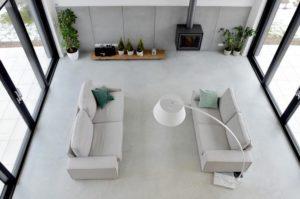 Betonowa podłoga – nowy, popularny trend wnętrzarski