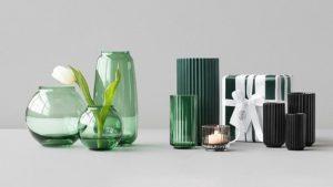 10 pomysłów na zielone dodatki do salonu