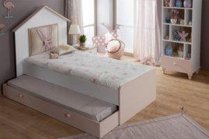 Jak wybrać odpowiednie łóżko dla dziewczynki?