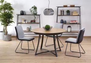 Kiedy w domu sprawdzi się stół okrągły rozkładany?