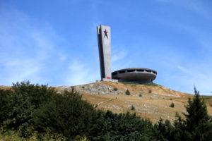Bułgarska świątyni komunizmu – buzłudża