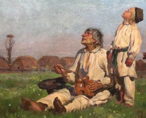 Józef Chełmoński – czołowy reprezentant realizmu