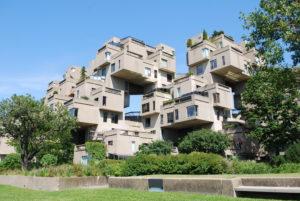 Habitat 67 w Montrealu – to trzeba zobaczyć!