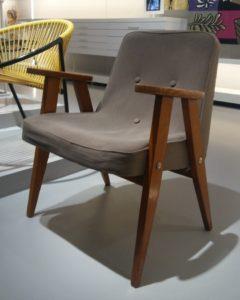 Fotele PRL w nowych wnętrzach
