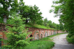 Ciekawe miejsca w Warszawie: Fort 8 (Służew)