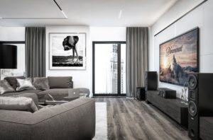 Piękne mieszkanie w stylu glamour – od czego zacząć?